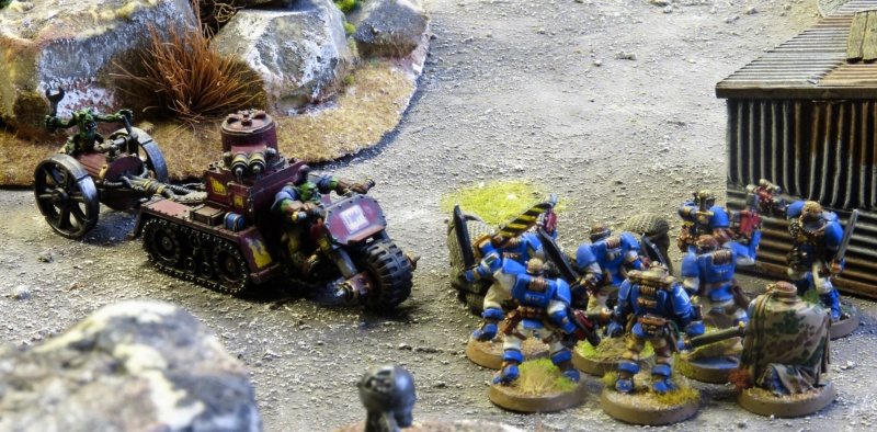 Warhammer 40K. Galerie de Batailles ! - Page 6 P1220970