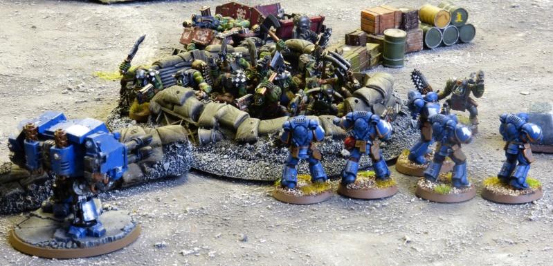 Warhammer 40K. Galerie de Batailles ! - Page 6 P1220971
