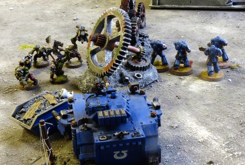 Warhammer 40K. Galerie de Batailles ! - Page 6 P1220972