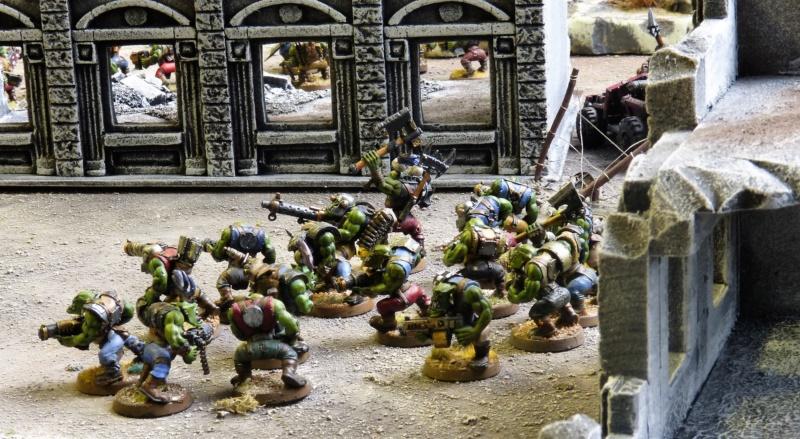 Warhammer 40K. Galerie de Batailles ! - Page 6 P1230017