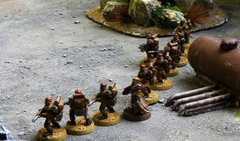 Warhammer 40K. Galerie de Batailles ! - Page 6 P1230018