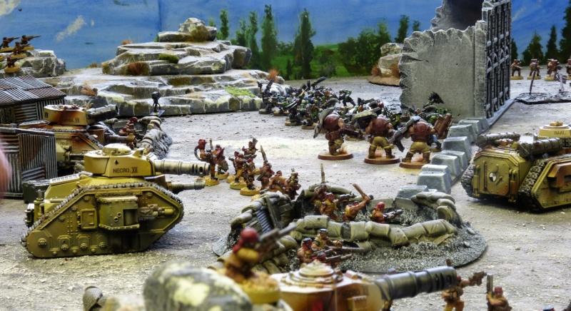 Warhammer 40K. Galerie de Batailles ! - Page 6 P1230019