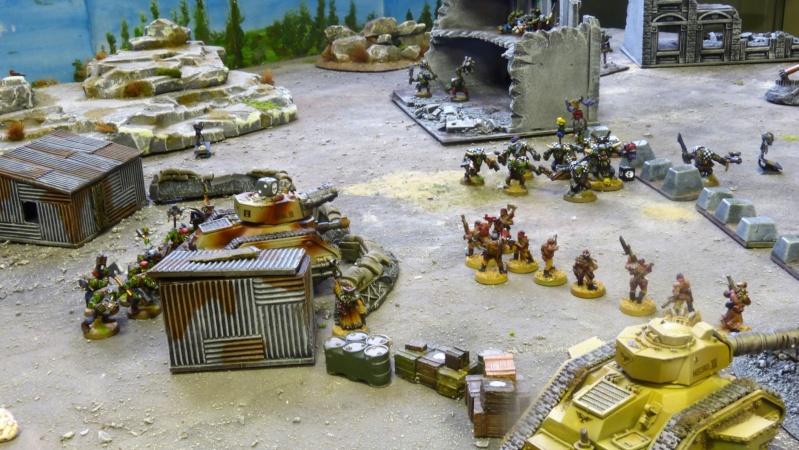 Warhammer 40K. Galerie de Batailles ! - Page 6 P1230021