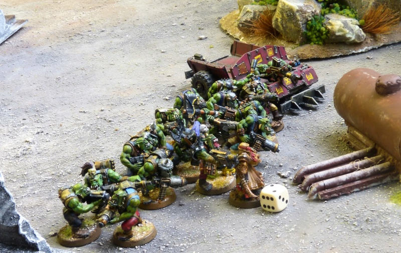 Warhammer 40K. Galerie de Batailles ! - Page 6 P1230022