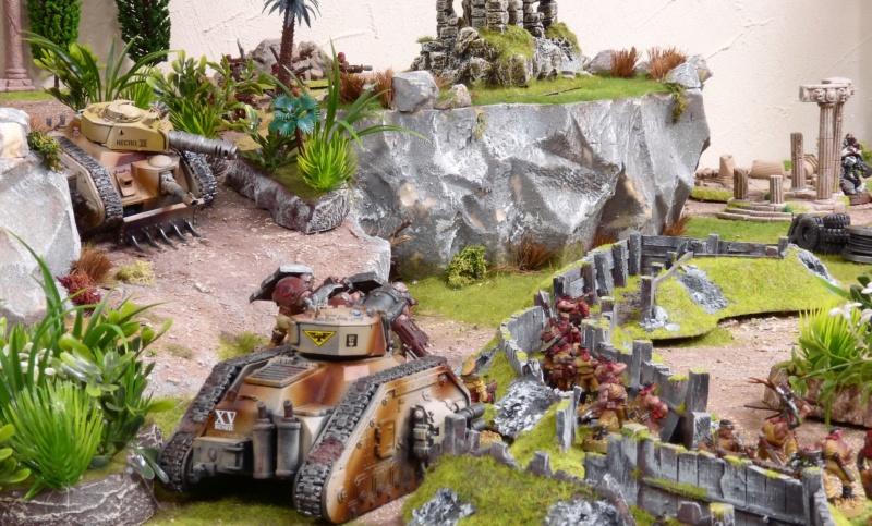 Warhammer 40K. Galerie de Batailles ! - Page 6 P1230728