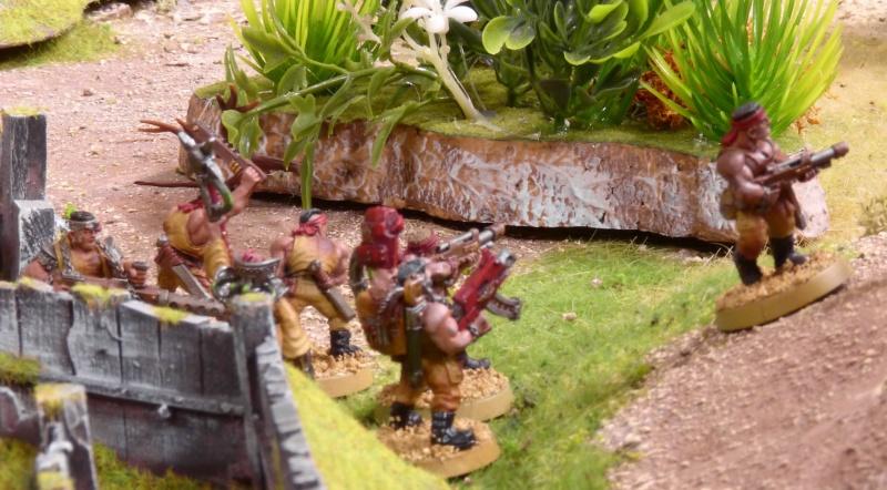 Warhammer 40K. Galerie de Batailles ! - Page 6 P1230729