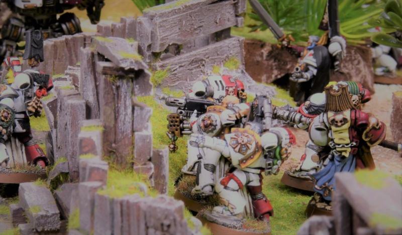 Warhammer 40K. Galerie de Batailles ! - Page 6 P1230732