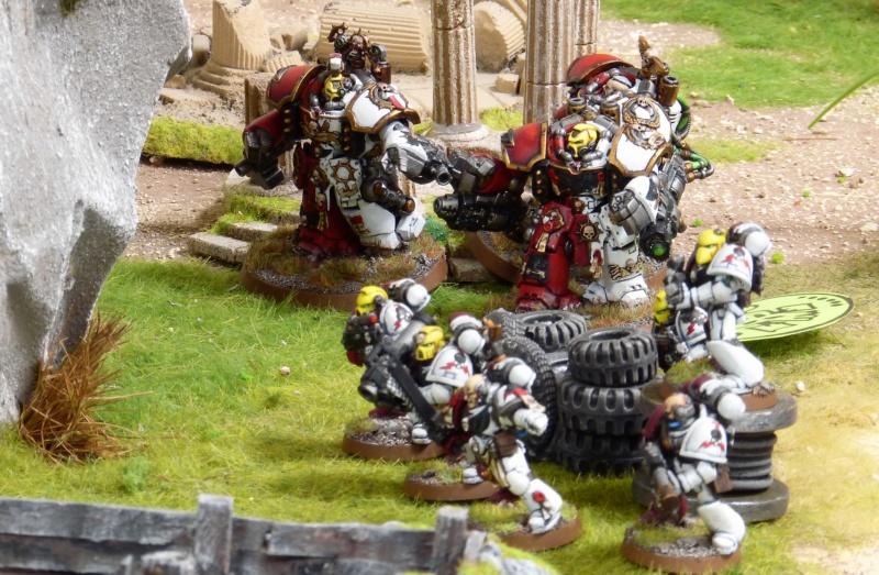 Warhammer 40K. Galerie de Batailles ! - Page 6 P1230737