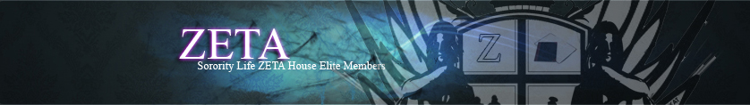 Sorority Life ZETA House Elite Members