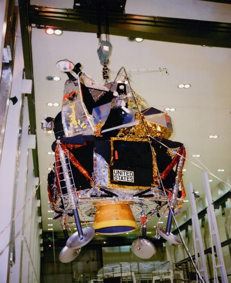 Pour les 40 ans d'Apollo 10 / Flight Journal Ap10-s10