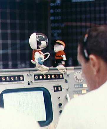 Pour les 40 ans d'Apollo 10 / Flight Journal Apo10s10