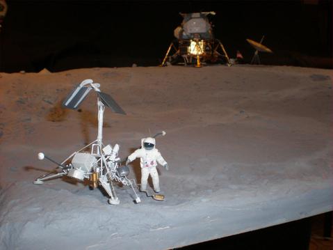 Nouveau Bouquin sur le LM-5 Apollo12