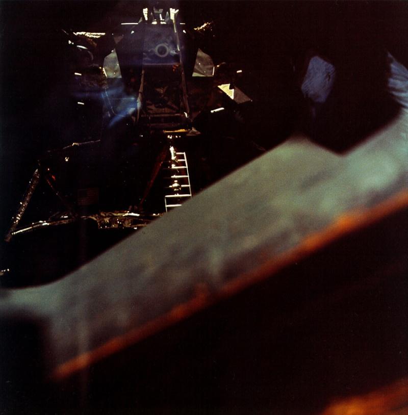Cockpit du LM-5 As10-310
