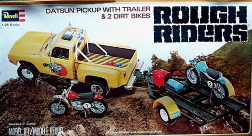 Kit pick-up et deux motos-cross 38b6b110