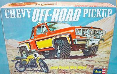 Kit pick-up et deux motos-cross 794e5210