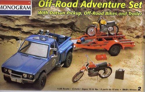 Kit pick-up et deux motos-cross A1aef710