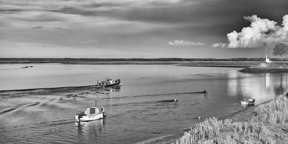 Bateaux, dans la Baie de Somme _dsc6510