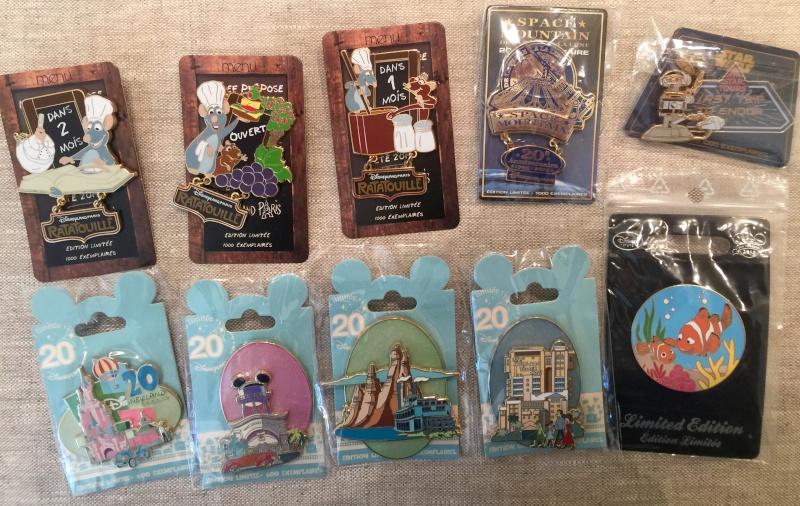 Le Pin Trading à Disneyland Paris - Page 39 Img_4111