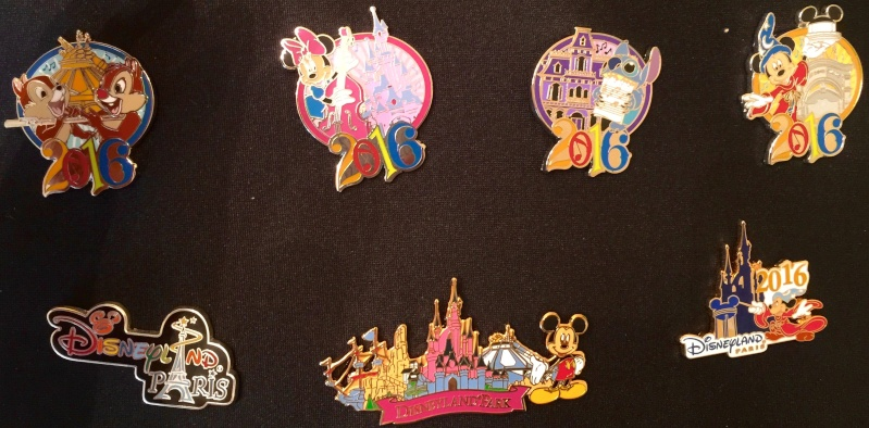 Le Pin Trading à Disneyland Paris - Page 39 Img_4112