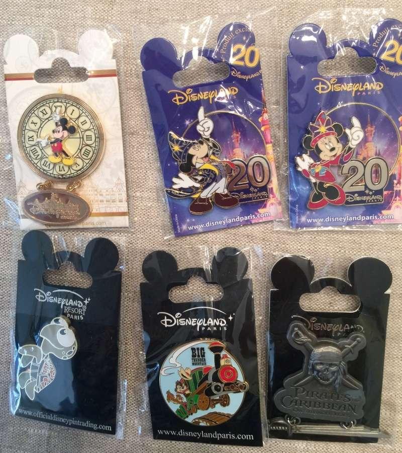 Le Pin Trading à Disneyland Paris - Page 39 Img_4115