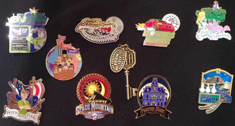 Le Pin Trading à Disneyland Paris - Page 39 Img_4116