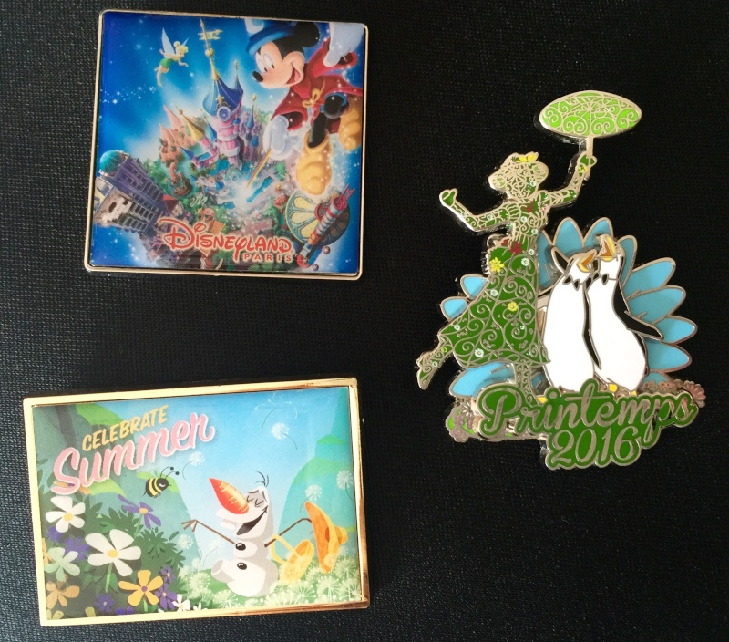 Le Pin Trading à Disneyland Paris - Page 39 Img_4122