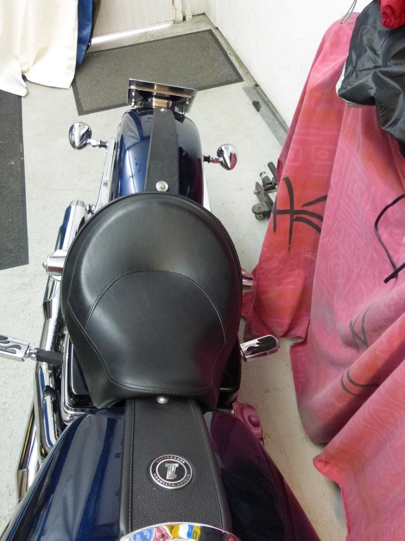 Cover de garde boue arrière recouvert de cuir ! P1070125