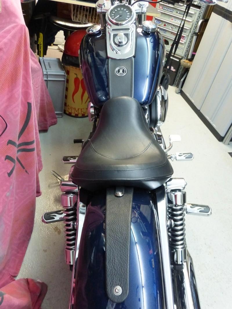 Cover de garde boue arrière recouvert de cuir ! P1070127