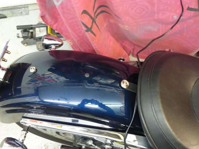 Cover de garde boue arrière recouvert de cuir ! P1070128