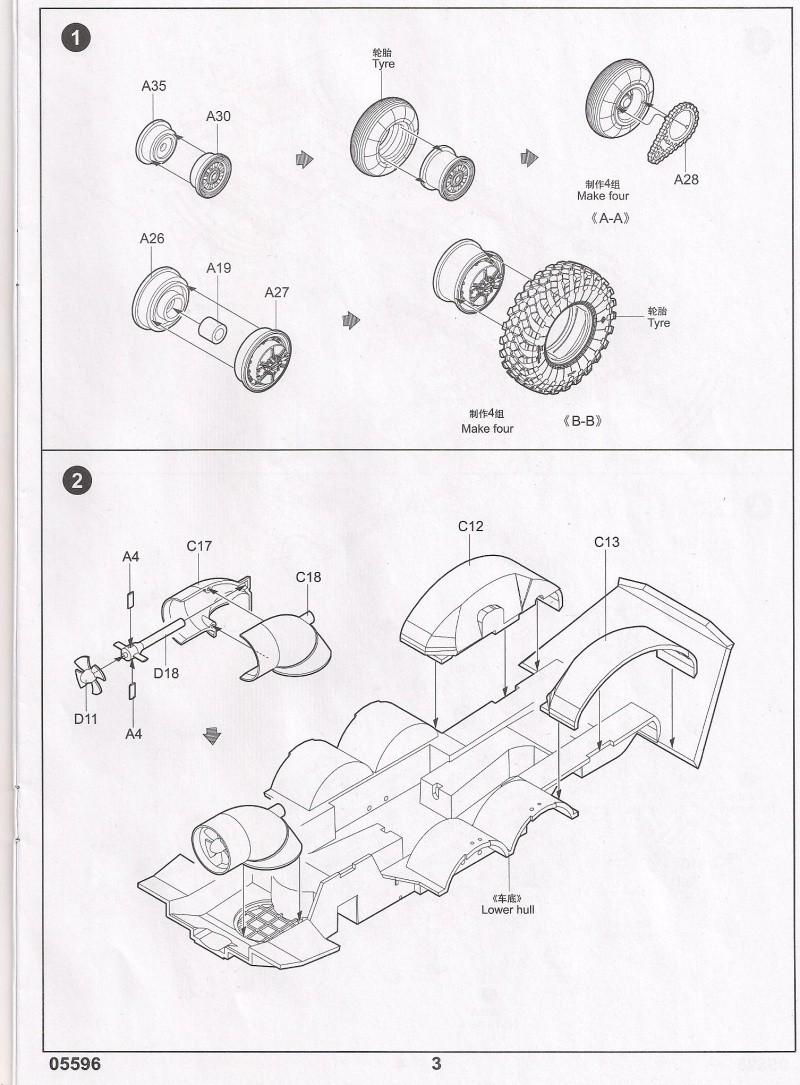 Le BRDM 1 de Trumpeter au 1/35ème 510