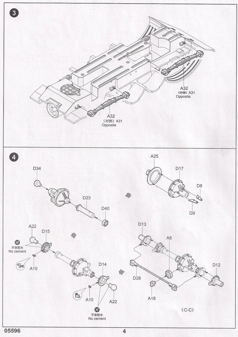 Le BRDM 1 de Trumpeter au 1/35ème 610