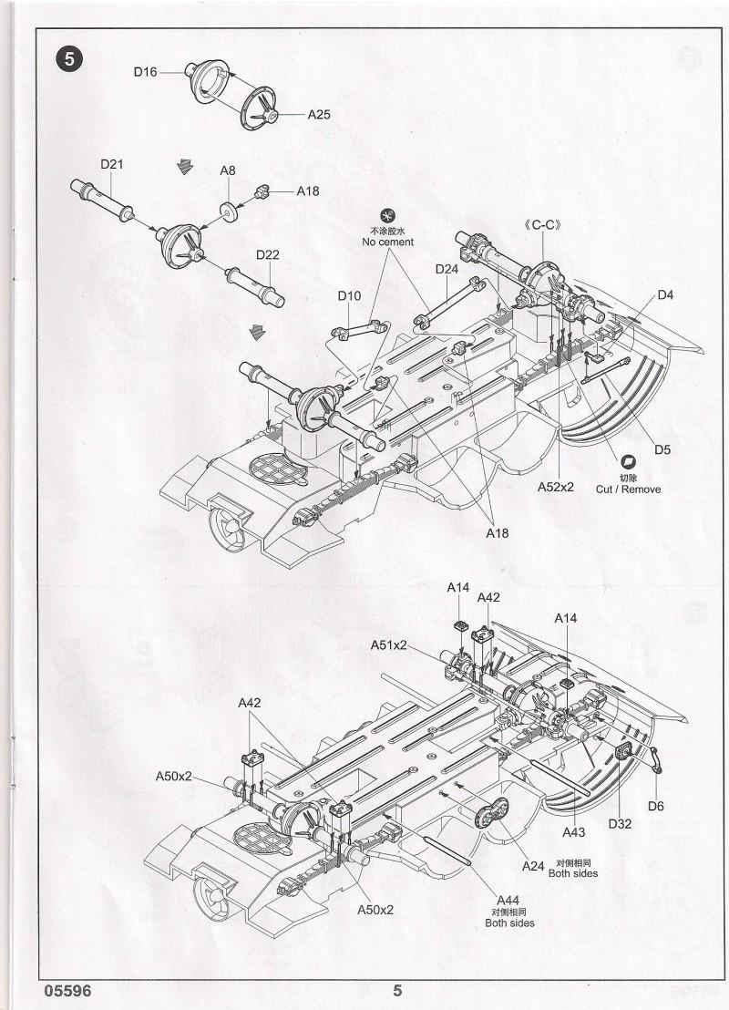 Le BRDM 1 de Trumpeter au 1/35ème 710