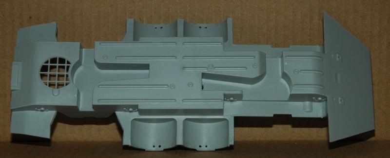 Le BRDM 1 de Trumpeter au 1/35ème Dsc_0044