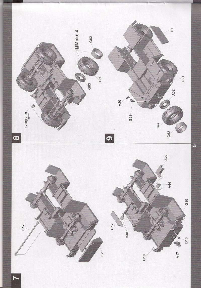 Le feldumschlaggerät fUG 2.5t de chez Takom Image015