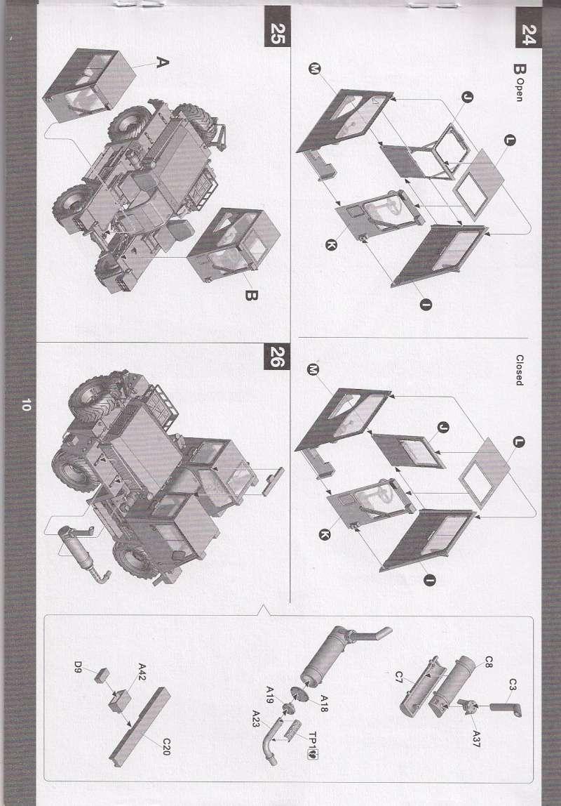 Le feldumschlaggerät fUG 2.5t de chez Takom Image019