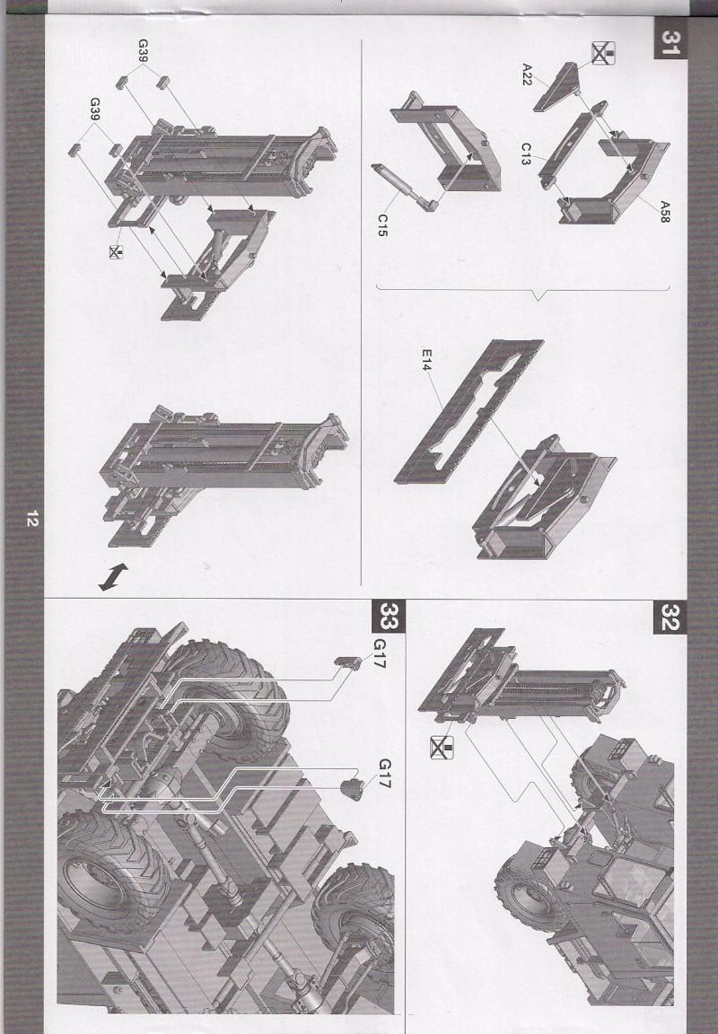 Le feldumschlaggerät fUG 2.5t de chez Takom Image021