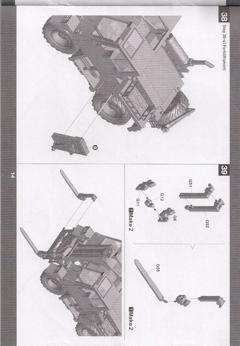 Le feldumschlaggerät fUG 2.5t de chez Takom Image023