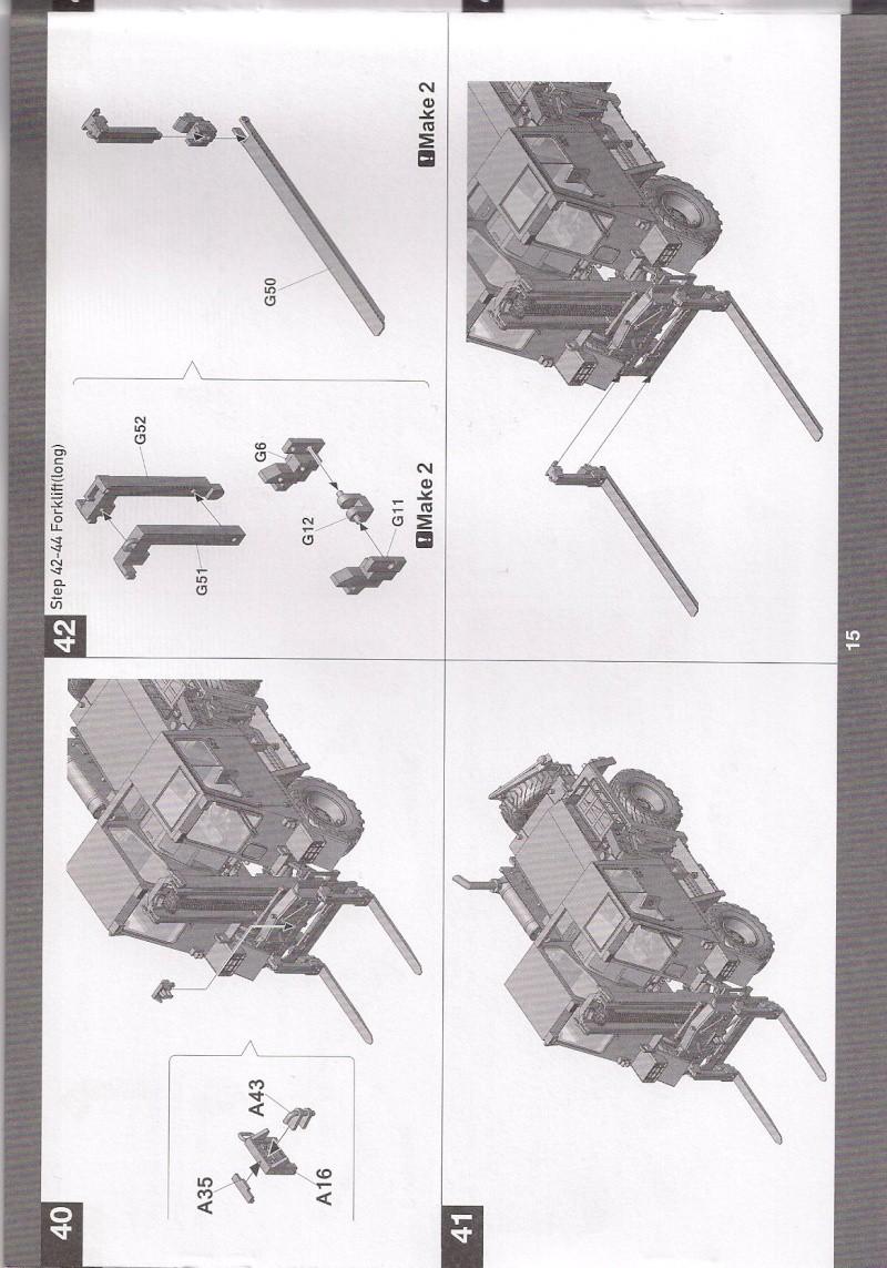 Le feldumschlaggerät fUG 2.5t de chez Takom Image024
