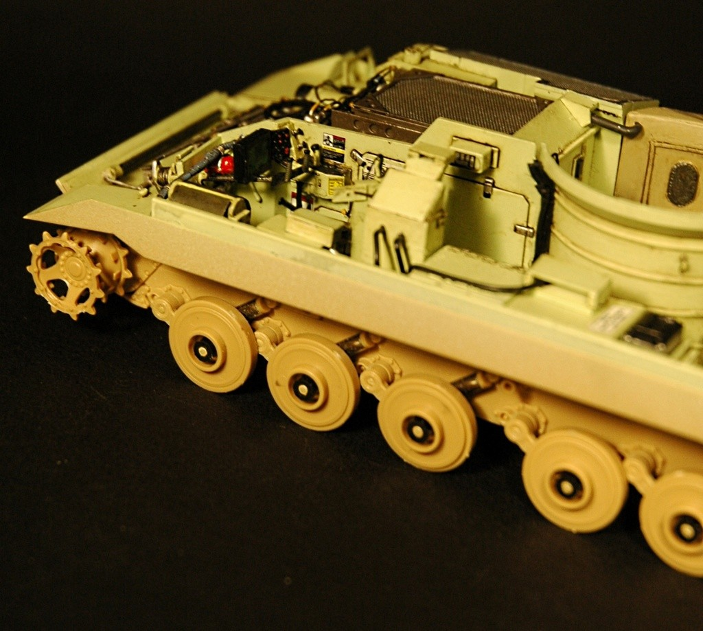 Bradley M2A3 w Busk III / US infantry fighting vehicle [Meng, 1/35] - Page 11 Dsc_4824