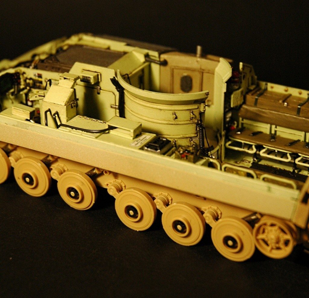 Bradley M2A3 w Busk III / US infantry fighting vehicle [Meng, 1/35] - Page 11 Dsc_4825
