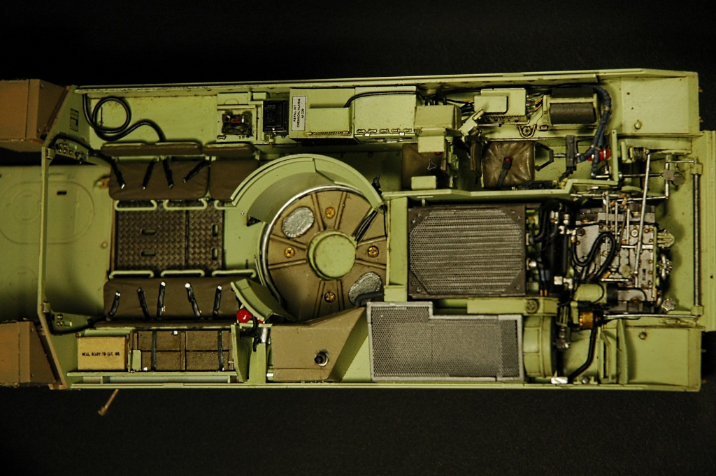 Bradley M2A3 w Busk III / US infantry fighting vehicle [Meng, 1/35] - Page 11 Dsc_4826