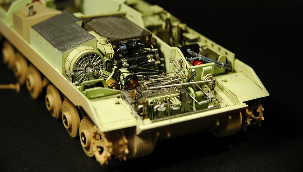 Bradley M2A3 w Busk III / US infantry fighting vehicle [Meng, 1/35] - Page 11 Dsc_4827