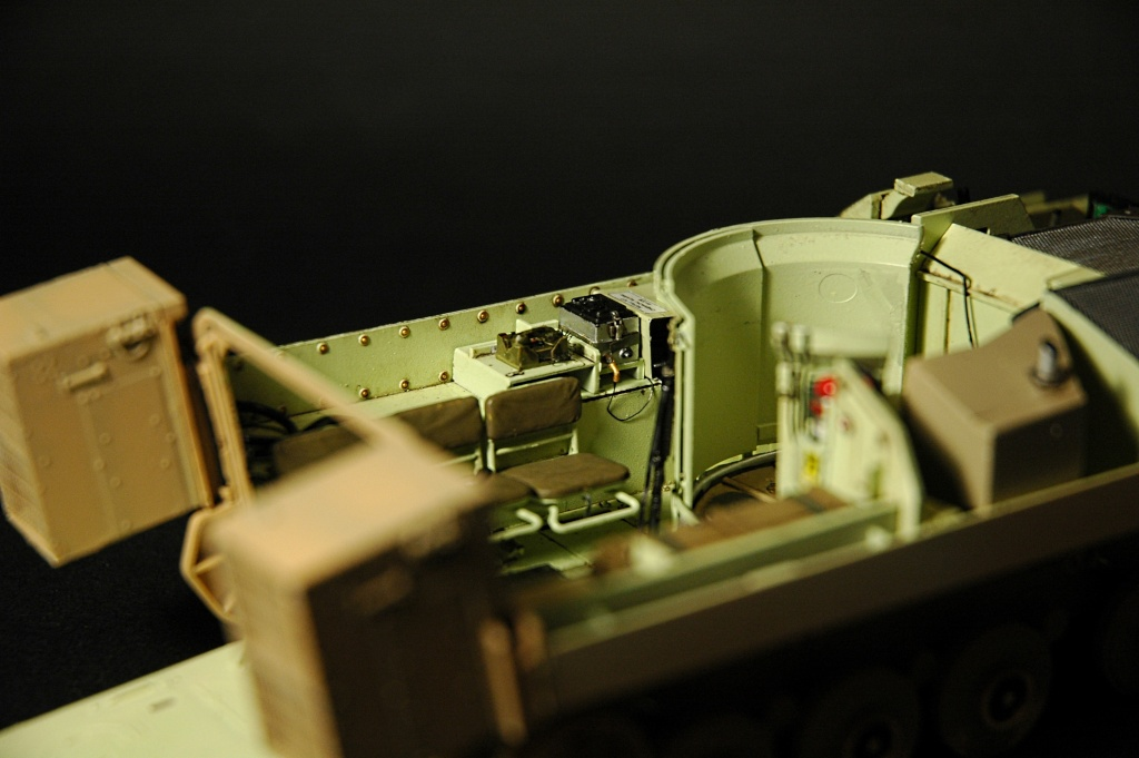 Bradley M2A3 w Busk III / US infantry fighting vehicle [Meng, 1/35] - Page 11 Dsc_4828