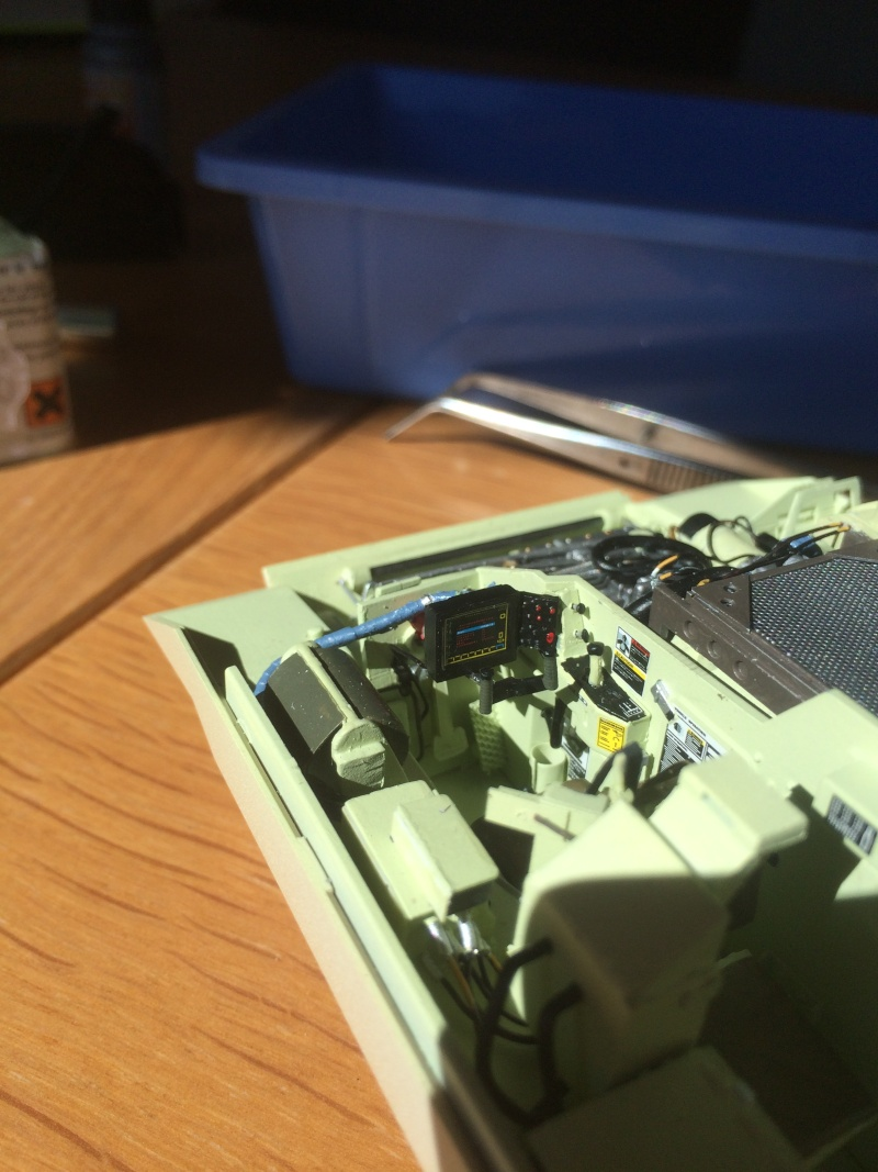 Bradley M2A3 w Busk III / US infantry fighting vehicle [Meng, 1/35] - Page 6 Img_5422
