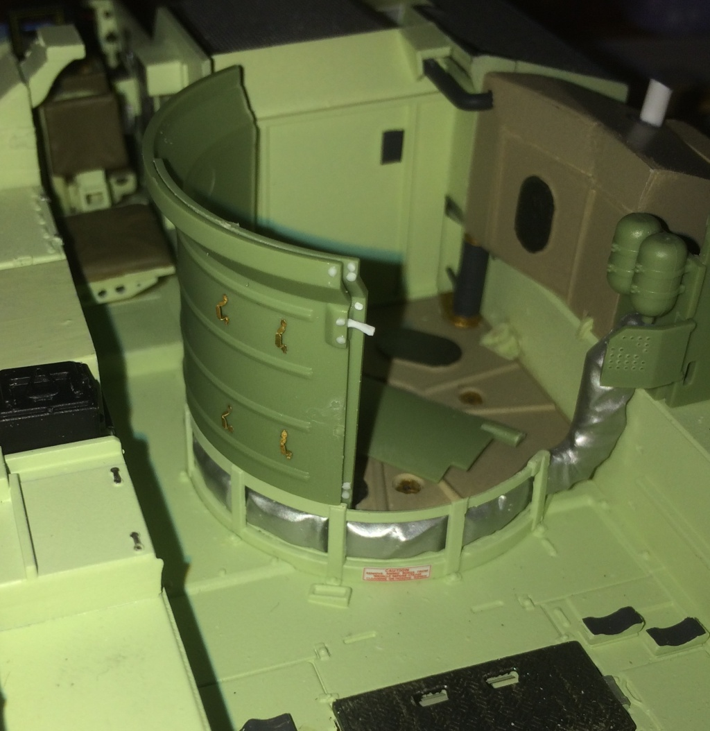Bradley M2A3 w Busk III / US infantry fighting vehicle [Meng, 1/35] - Page 6 Img_5425