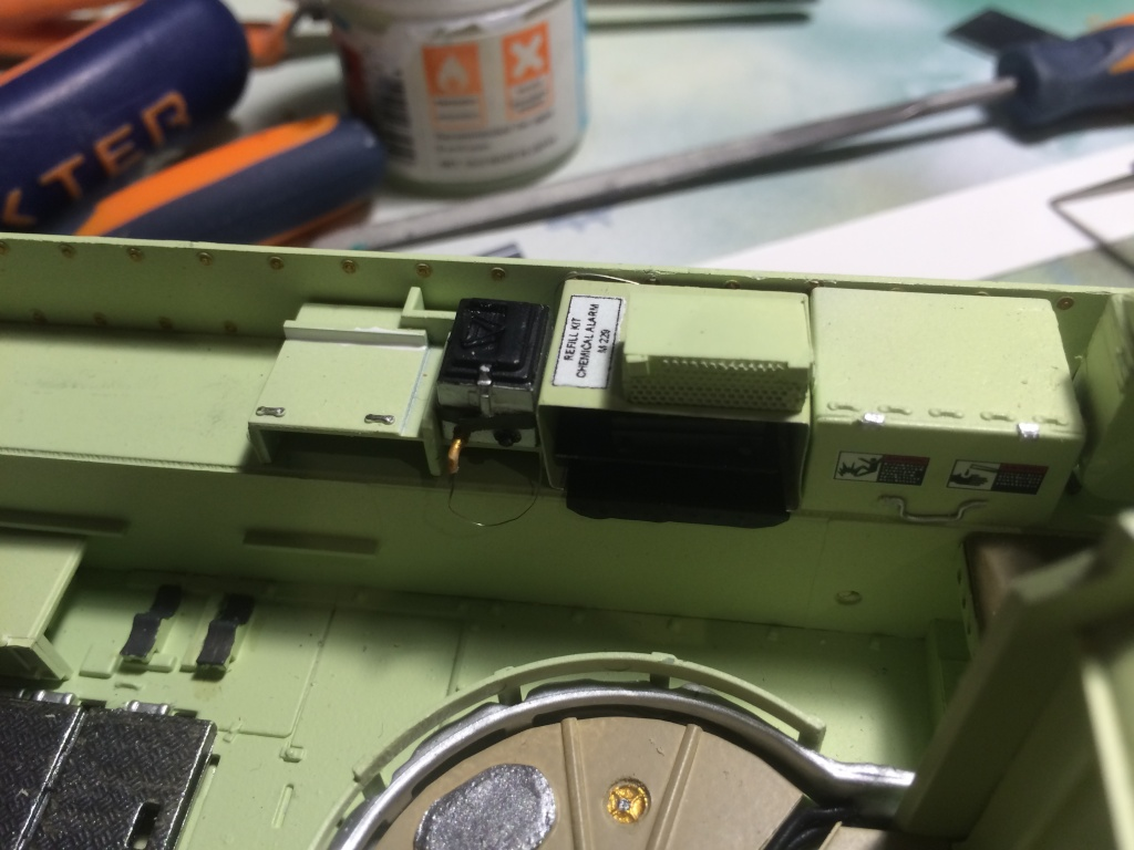 Bradley M2A3 w Busk III / US infantry fighting vehicle [Meng, 1/35] - Page 7 Img_5431