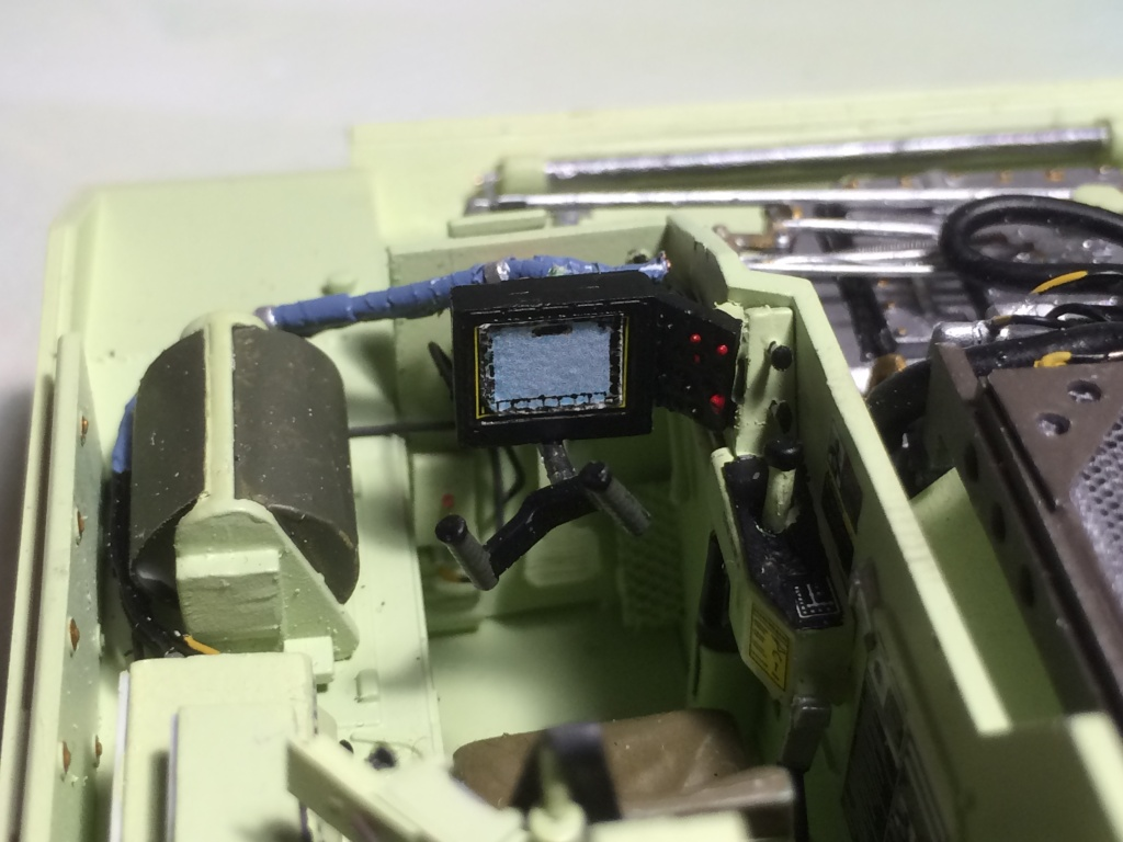 Bradley M2A3 w Busk III / US infantry fighting vehicle [Meng, 1/35] - Page 7 Img_5515