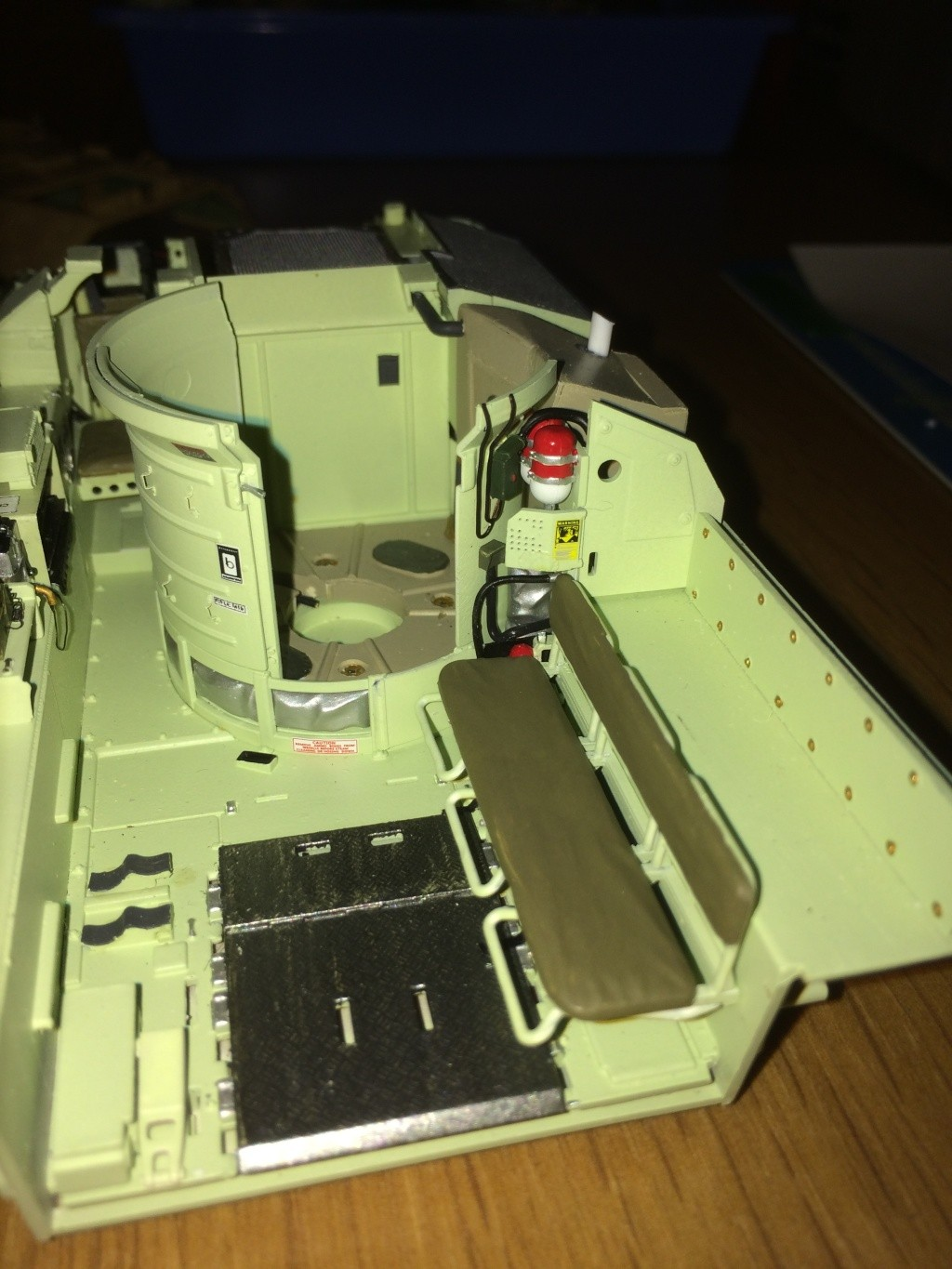 Bradley M2A3 w Busk III / US infantry fighting vehicle [Meng, 1/35] - Page 8 Img_5517