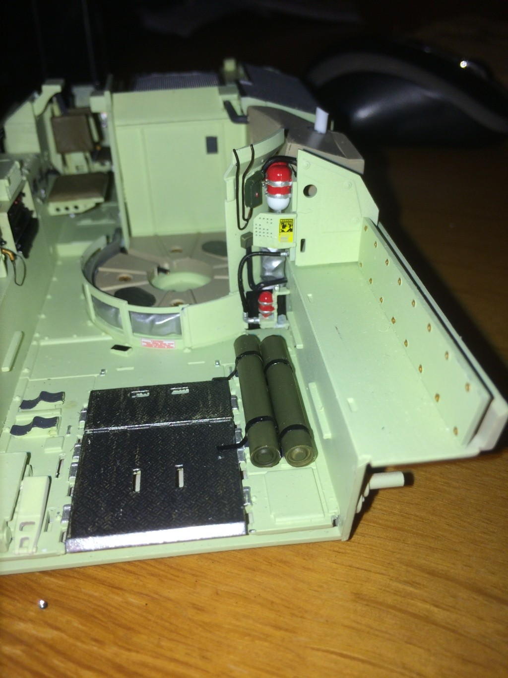 Bradley M2A3 w Busk III / US infantry fighting vehicle [Meng, 1/35] - Page 8 Img_5518