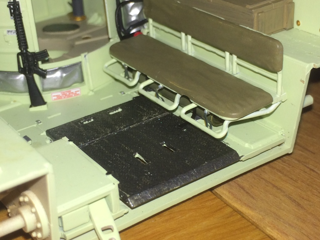 Bradley M2A3 w Busk III / US infantry fighting vehicle [Meng, 1/35] - Page 8 Img_5521